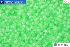 MIYUKI Beads Delica Luminous Mint Green 11/0 (DB2040)