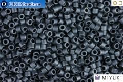 MIYUKI Beads Delica Matte Blue Grey 11/0 (DB301)