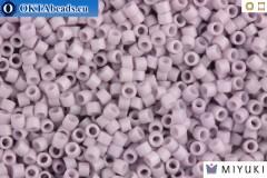 MIYUKI Beads Delica Matte Lavender 11/0 (DB356)