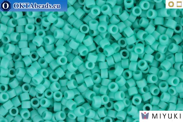 MIYUKI Beads Delica Matte Opaque Turquoise 11/0 (DB759) DB759