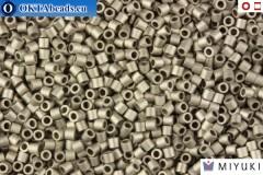 MIYUKI Beads Delica Matte Palladium Plated 15/0 (DBS338)