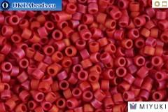 MIYUKI Beads Delica Matte Red 11/0 (DB362)