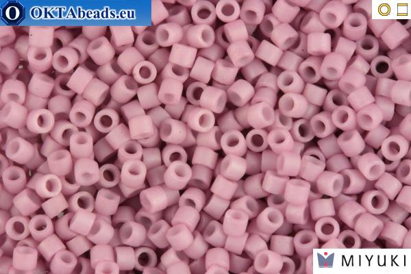 MIYUKI Beads Delica Matte Rose 11/0 (DB355)