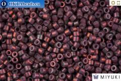 MIYUKI Beads Delica Medium Raspberry Luster 11/0 (DB1012)