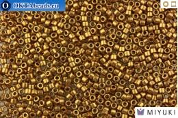 MIYUKI Beads Delica Metallc Light Bronze 11/0 (DB22L) DB022L
