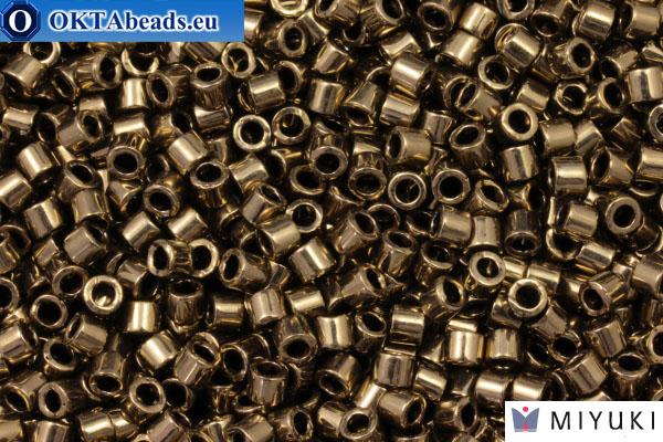 MIYUKI Beads Delica Metallic Bronze (DBM22) 10/0, 5gr DBM0022