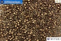 MIYUKI Beads Delica Metallic Bronze 11/0 (DB22)