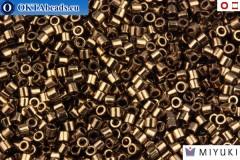 MIYUKI Beads Delica Metallic Bronze (DBS22) 15/0