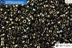 MIYUKI Beads Delica Metallic Dark Steel 11/0 (DB26)