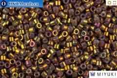 MIYUKI Beads Delica Metallic Earth Batik Luster 11/0 (DB1010)