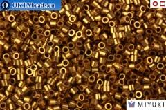 MIYUKI Beads Delica Metallic Light Bronze 15/0 (DBS22L) DBS022L