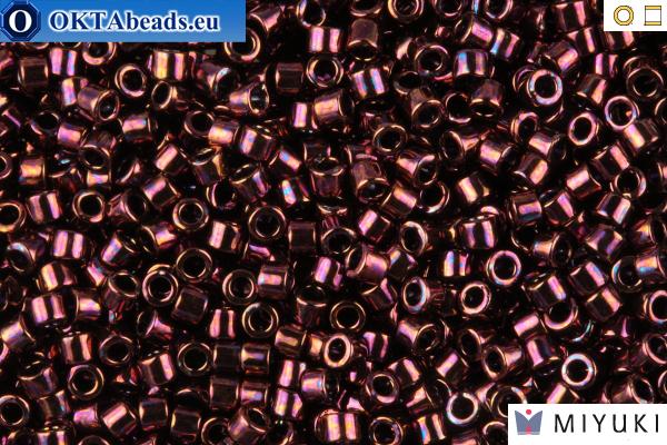 MIYUKI Beads Delica Metallic Raspberry 11/0 (DB12) DB012
