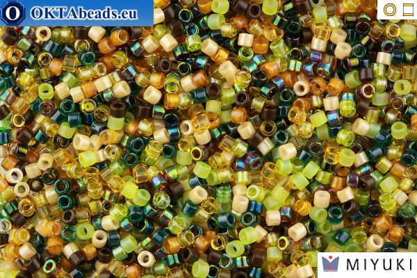 MIYUKI Beads Delica Mix Earthtone 11/0 (DBmix07)