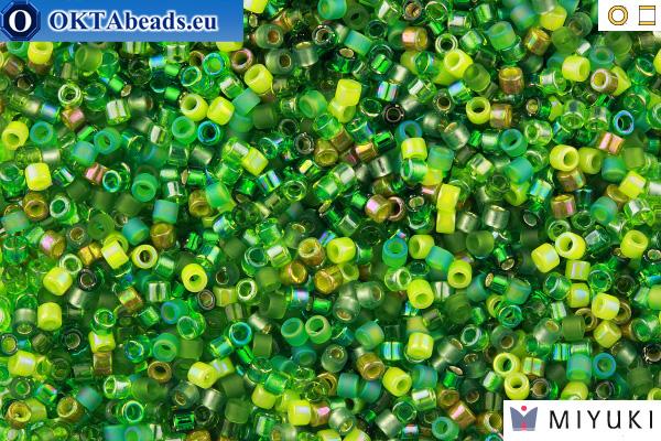 MIYUKI Beads Delica Mix Evergreen 11/0 (DBmix03)