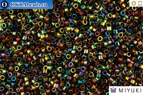MIYUKI Beads Delica Mix Heavy Metals 11/0 (DBmix23)