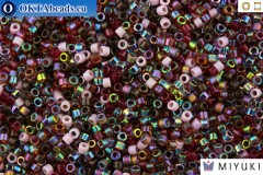 MIYUKI Beads Delica Mix Vinyard 11/0 (DBmix18)