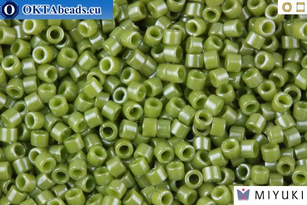 MIYUKI Beads Delica Opaque Cactus Luster 11/0 (DB263)