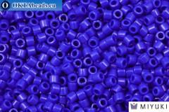 MIYUKI Beads Delica Opaque Cobalt (DBM726) 10/0, 5gr