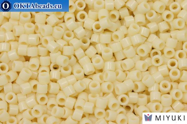 MIYUKI Beads Delica Opaque Cream (DBM732) 10/0, 5gr DBM0732