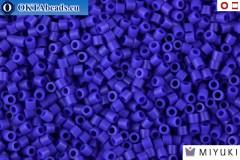 MIYUKI Beads Delica Opaque Dark Blue 15/0 (DBS726)