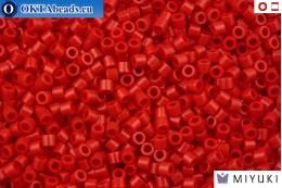 MIYUKI Beads Delica Opaque Dark Cranberry (DBS723) 15/0 DBS723