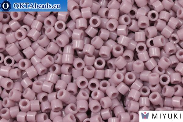 MIYUKI Beads Delica Opaque Lilac (DBM728) 10/0, 5gr DBM0728