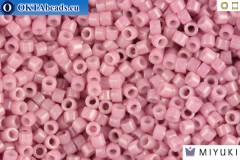 MIYUKI Beads Delica Opaque Old Rose Luster 11/0 (DB210)