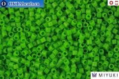 MIYUKI Beads Delica Opaque Pea Green 15/0 (DBS724)