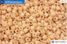MIYUKI Beads Delica Opaque Tan (DB208) 11/0 DB208