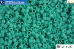 MIYUKI Beads Delica Opaque Turquoise 11/0 (DB729)