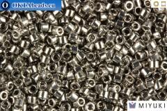 MIYUKI Beads Delica Palladium Plated 11/0 (DB38)
