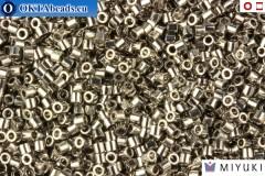 MIYUKI Beads Delica Palladium Plated 15/0 (DBS38) DBS038