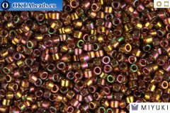 MIYUKI Beads Delica Pink Luster Light Olive 11/0 (DB126)
