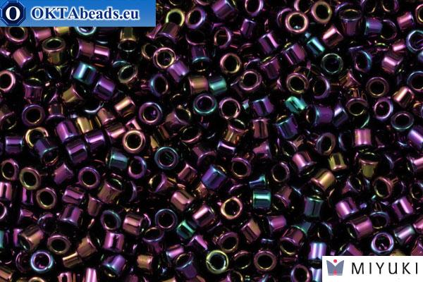 MIYUKI Beads Delica Purple Iris (DBM4) 10/0, 5gr DBM0004