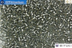 MIYUKI Beads Delica Silver Lined Grey 11/0 (DB48)