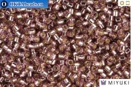 MIYUKI Beads Delica Silver Lined Lilac 11/0 (DB146) DB146