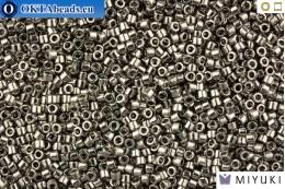 MIYUKI Beads Delica Steel 11/0 (DB21) DB021