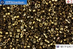 MIYUKI Beads Delica Tarnished Silver 15/0 (DBS254)