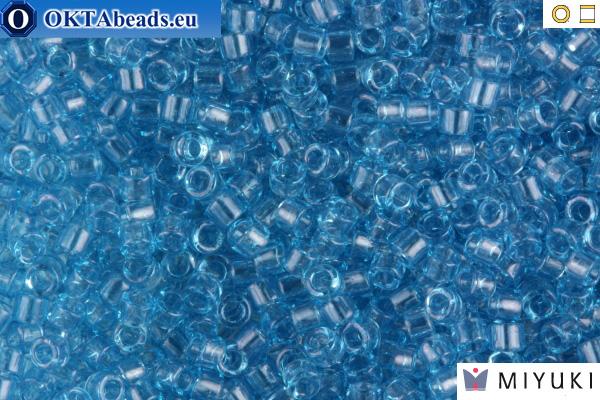 MIYUKI Beads Delica Transparent Blue Luster 11/0 (DB113) DB113