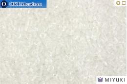 MIYUKI Beads Delica Transparent Crystal 11/0 (DB141) DB141