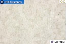 MIYUKI Beads Delica White Opal 11/0 (DB220) DB220