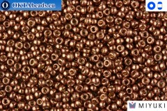 MIYUKI Beads Duracoat Galvanized Dark Mauve 15/0 (4213)