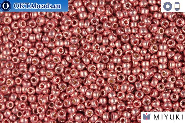 MIYUKI Beads DURACOAT Galvanized Dk Coral 11/0 (4209)