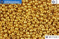 MIYUKI Beads Duracoat Galvanized Gold 11/0 (4202)