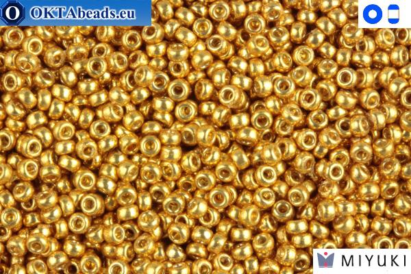 MIYUKI Beads Duracoat Galvanized Gold 15/0 (4202)