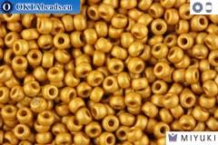 MIYUKI Beads Duracoat Galvanized Gold Matte (4202F) 11/0