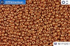 MIYUKI Beads DURACOAT Galvanized Muscat 11/0 (4206)