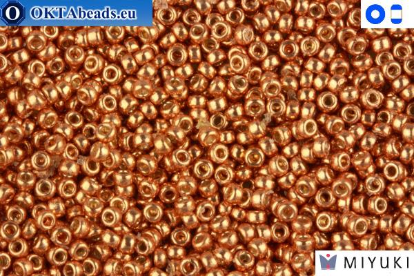 MIYUKI Beads Duracoat Galvanized Muscat 15/0 (4206)
