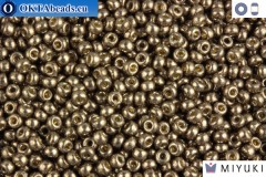 MIYUKI Beads Duracoat Galvanized Pewter 11/0 (4222)
