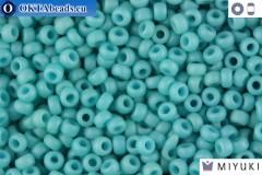 MIYUKI Beads Fancy Frosted Pale Seafoam Blue (2029) 11/0
